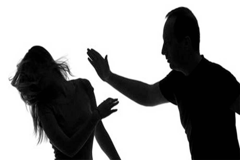 مجازات کتک زدن همسر