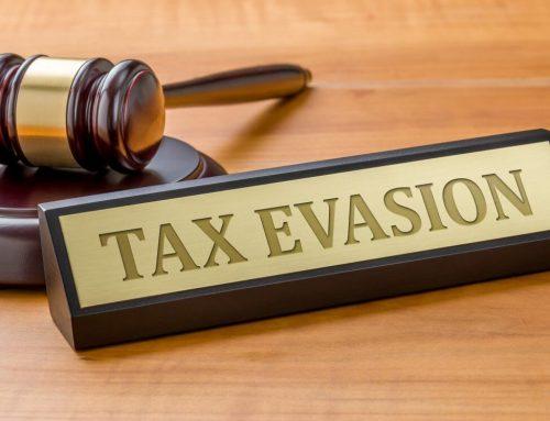 فرار مالیاتی چیست و مجازات آن