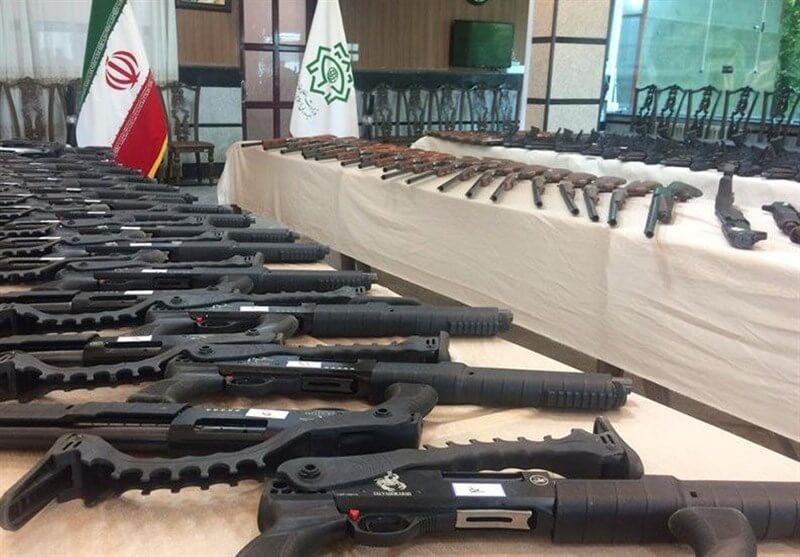 قانون مجازات قاچاق اسلحه